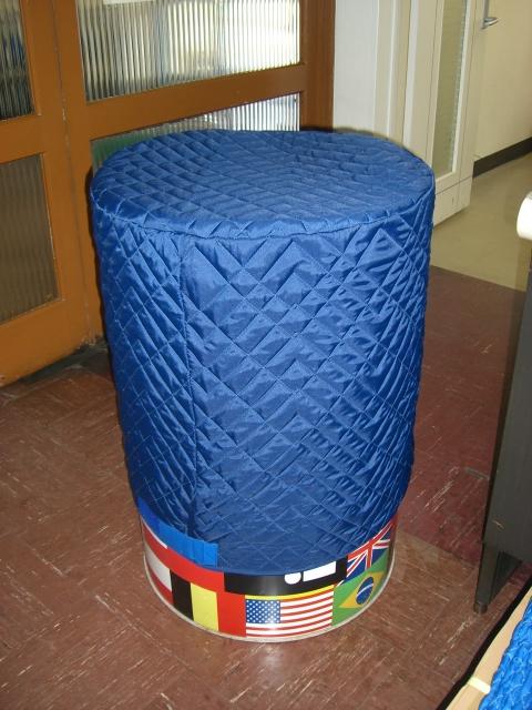 ドラム缶カバー 001